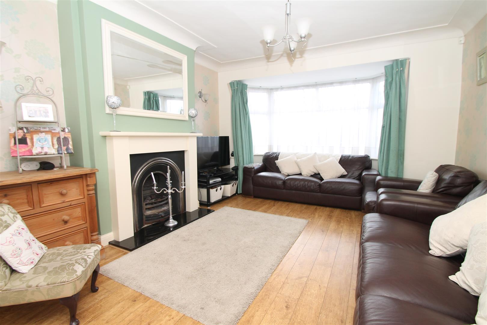 3 Bedrooms End Of Terrace House for sale in Firs Lane, Palmers Green, London N13